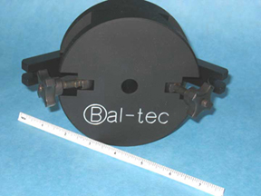 double ball bar clamp