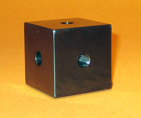 2 inch block, probe sphere cube